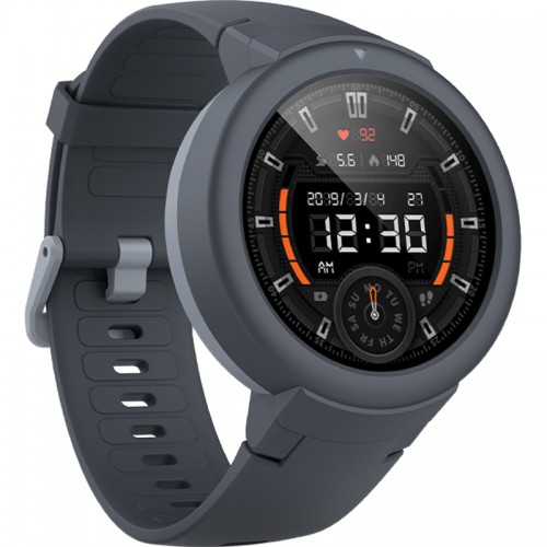 Умные часы Amazfit Verge Lite Smart Watch (темно-серый)