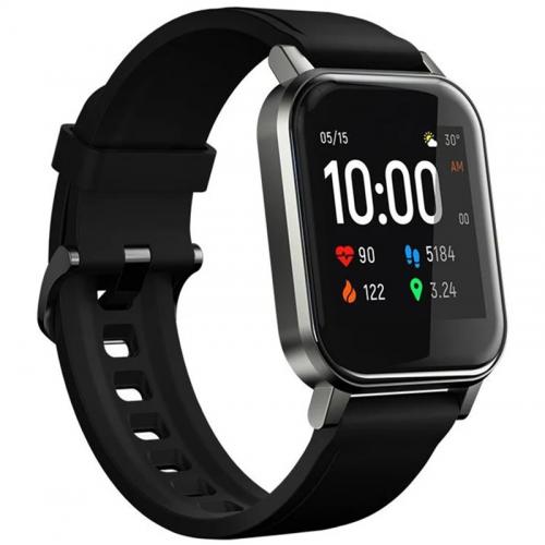 Умные часы Haylou LS02 (RU, черный)