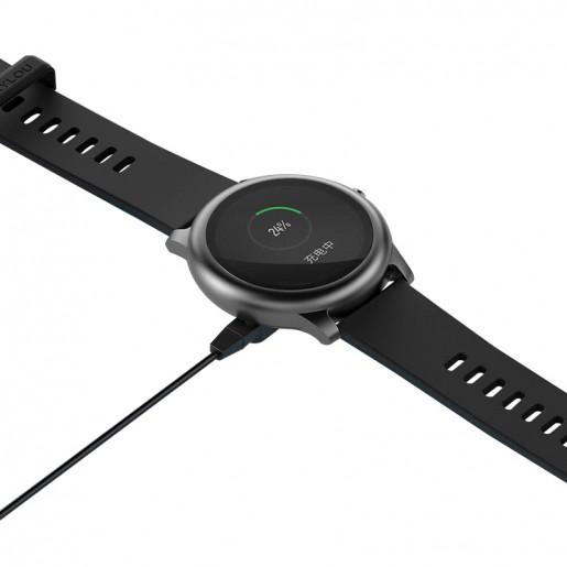 Умные часы Xiaomi Haylou Solar LS05  (RU, черный)