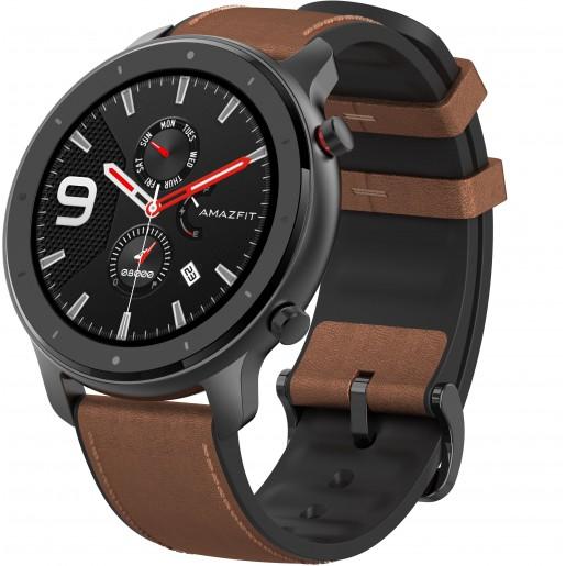 Умные часы Huami Amazfit GTR 47 mm (EU, алюминиевый корпус)