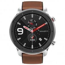 Умные часы Huami Amazfit GTR 47 mm (стальной корпус)