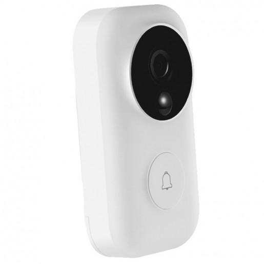 Умный дверной видео-звонок Xiaomi Smart Video Doorbell (белый)