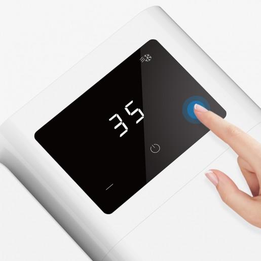Вентилятор с распылением воды Microhoo Snowman Lite Personal Air Cooler (MHO1R)