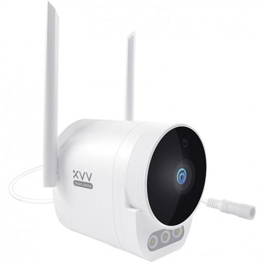 Видеокамера Xiaovv Outdoor Camera Pro (белый)