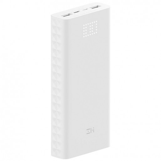Внешний аккумулятор Power Bank ZMI QB821 Aura (20000 mAh)