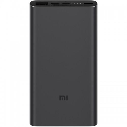 Аккумулятор Xiaomi Mi Power Bank 3 10000 черный (PLM12ZM)