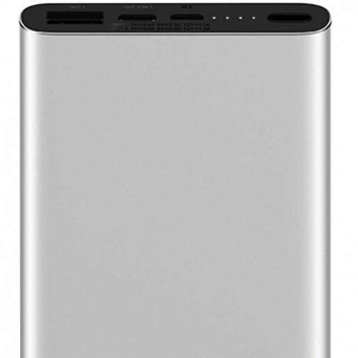 Аккумулятор Xiaomi Mi Power Bank 3 10000 (PLM12ZM) серый