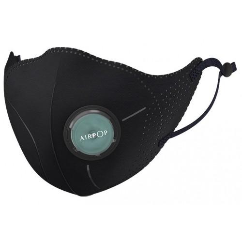 Защитная маска AirPOP Light 360 (черный)