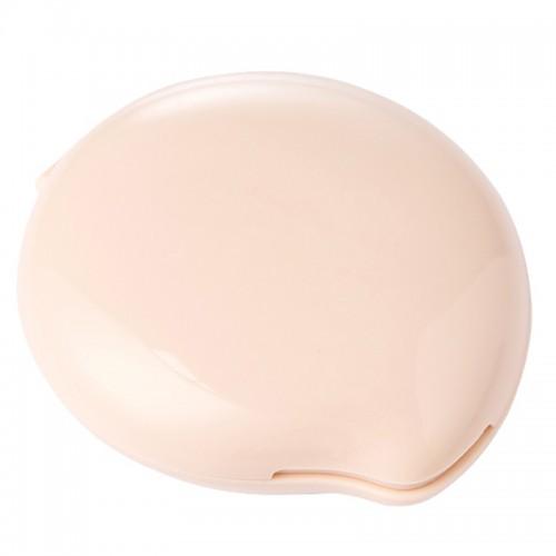 Зеркало для макияжа с расческой Jordan&Judy Comb Makeup Mirror (розовое)
