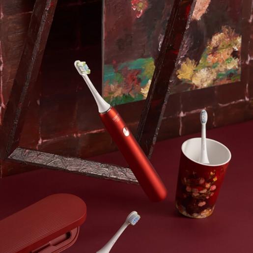 Зубная электрощетка X3U Soocas & Van Gogh Museum Design (красный)