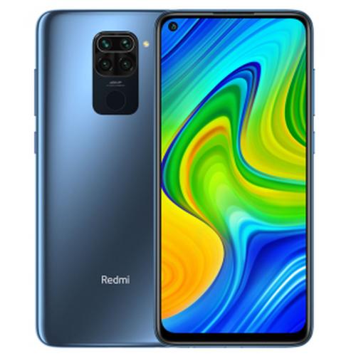 Смартфон Redmi Note 9 3/64Gb Midnight Grey (NFC)