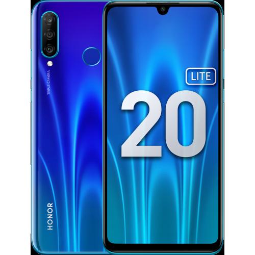Honor 20 Lite 4/128Gb Sapphire Blue