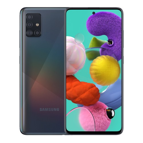 Смартфон Samsung Galaxy A51 4/64Gb Black