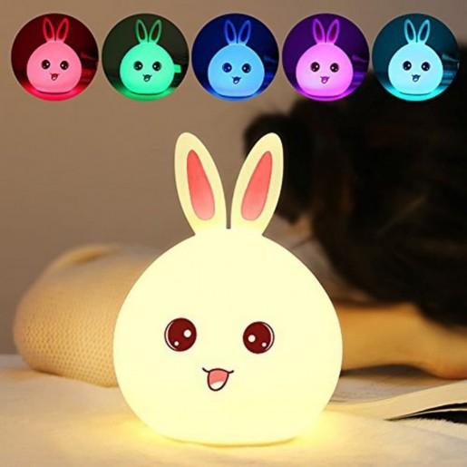 Ночник Rombica LED Bunny