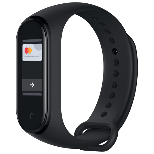 Фитнес-браслет Mi Band 4 NFC EU