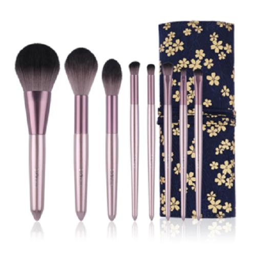 Набор кистей для макияжа DUcare Makeup Brush Set (фиолетовый)