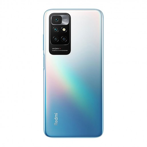 Смартфон Redmi 10 NFC 4/128 Gb RU (Sea Blue/Синий)