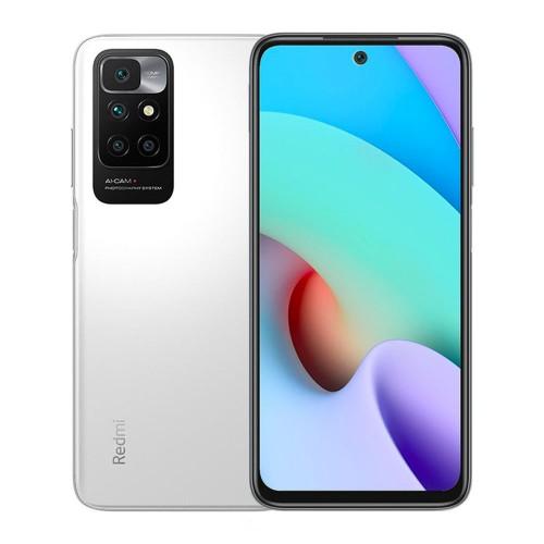 Смартфон Redmi 10 NFC 4/128 Gb RU (Rebble White/Белый)