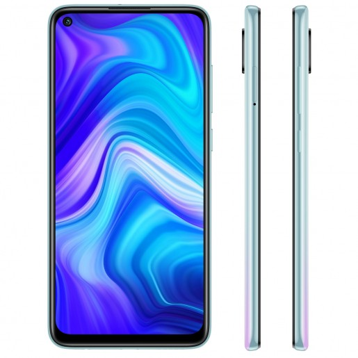 Смартфон Redmi Note 9 4/128Gb Polar White (NFC)