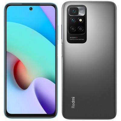 Смартфон Redmi 10 NFC 4/64 Gb RU (Carbon Grey/Серый)