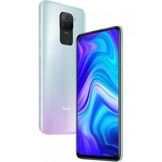 Смартфон Redmi Note 9 4/128Gb Polar White (NFC)